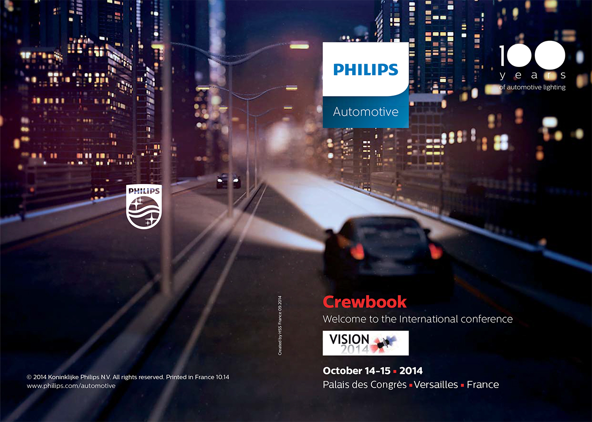 Philips Crewbook - Vision 2014